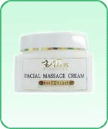 LELIS Facial Massage Cream Extra Gentle